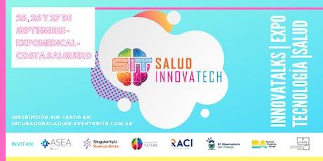 Salud Innovatech entradas