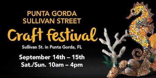 22nd Annual Punta Gorda Sullivan Street Craft Festival