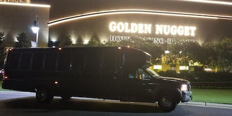 Golden Nugget Casino Party Bus Ride From Houston tickets