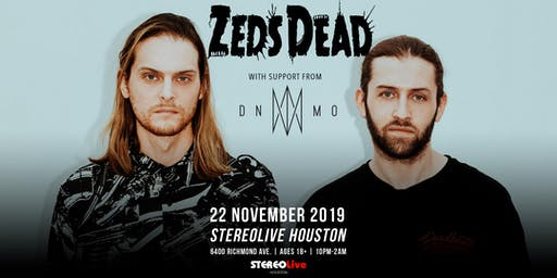 Zeds Dead - Stereo Live Houston