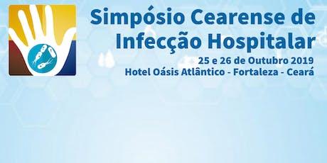 Simpósio Cearense de Infecção Hospitalar  ingressos