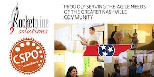 Nashville Jan Certified Scrum Product Owner Training...