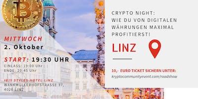 Crypto Night: Wie Du Von Digitalen Währungen Maximal Profitierst!