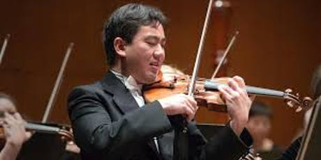Frank Huang, violin & Gilles Vonsattel, piano tickets