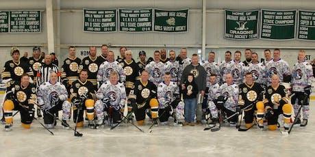 Boston Bruins Alumni vs. Old Colony Police & Fire Hockey tickets