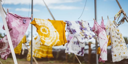 Trans-Pecos: Tie Dying with Jungmaven