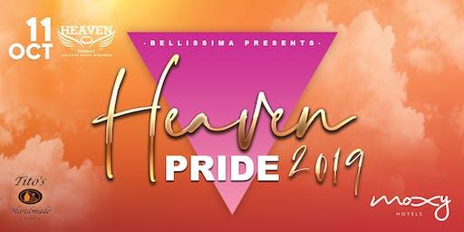 HEAVEN PRIDE PARTY 2019 at the Moxy Atlanta Midtown
