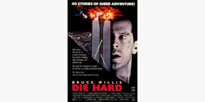 Newcastle - Santa's Rooftop Cinema X Die Hard (15)