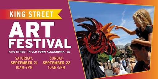 17th Annual Alexandria King Street Art Festival