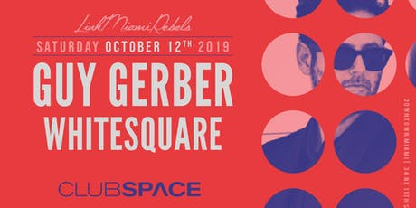 Guy Gerber (Terrace) & Helena Hauff (The Ground) tickets