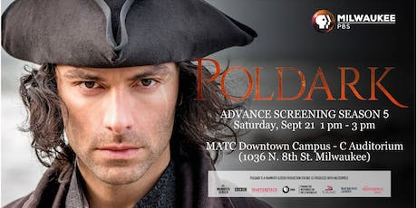 POLDARK ADVANCE SCREENING FINAL SEASON 5 tickets