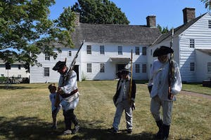 Early American Fun for all Ages at Historic Pardee-Morris House