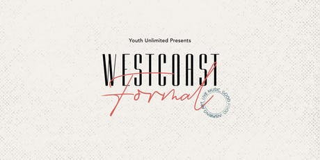 Westcoast Formal tickets