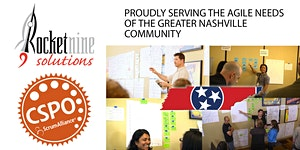 Nashville June Certified Scrum Product Owner Training...