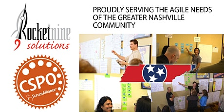 Nashville June Certified Scrum Product Owner Training (CSPO) 2020 tickets