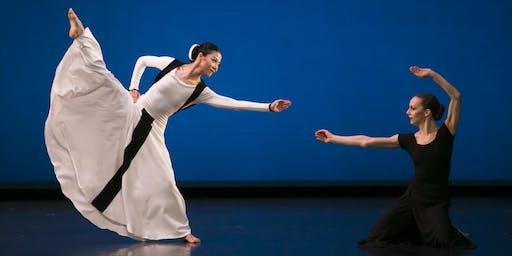 Martha Graham Dance Master Class