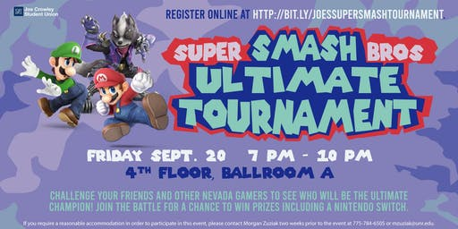 Super Smash Bros. Ultimate Tournament