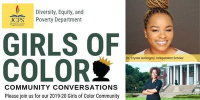 Girls of Color Community Conversation