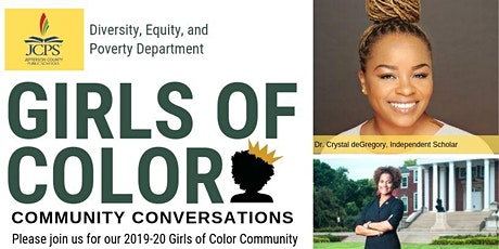 Girls of Color Community Conversation tickets