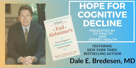 Hope for Cognitive Decline tickets
