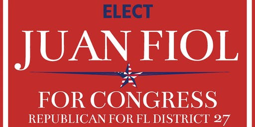 Meet & Greet with Juan Fiol - Campaign Fundraiser