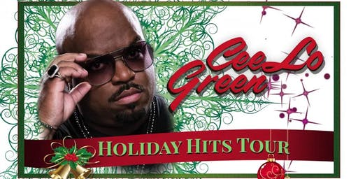 CeeLo Green Holiday Hits Tour at Maryland Hall for the Creative Arts