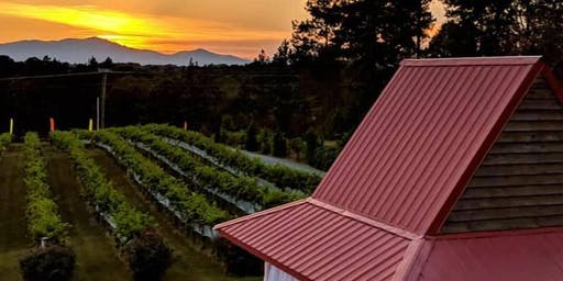 Farehouse First Anniversary Wine Dinner Featuring Overmountain Vineyards