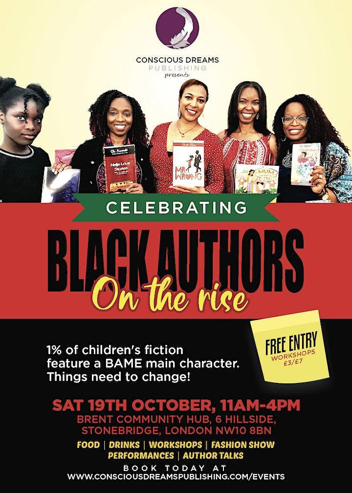 Black Authors on the Rise: A Celebration of Black Authors image
