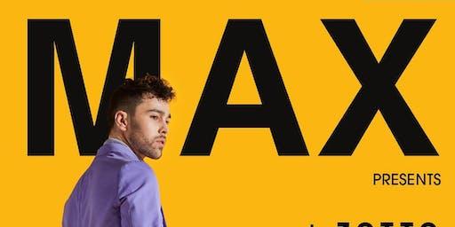 MAX live @ Popscene