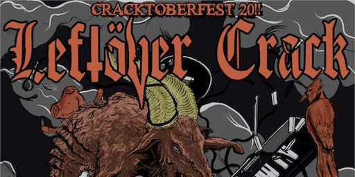 Leftover Crack / Days N Daze / Cop/Out