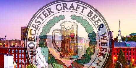 Worcester Craft Beer Week Scavenger Hunt! ***21+Event*** tickets