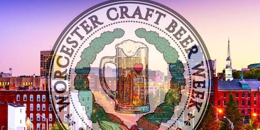 Worcester Craft Beer Week Scavenger Hunt! ***21+Event***