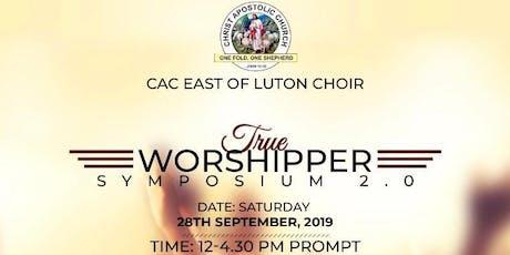 True Worshiper Symposium 2.0 tickets