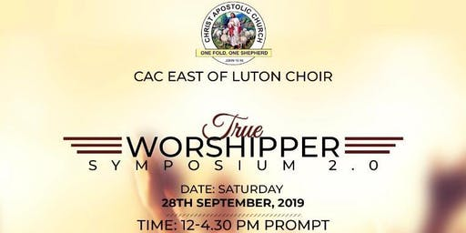 True Worshiper Symposium 2.0