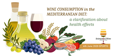 Wine Consumption in the Mediterranean Diet bilhetes