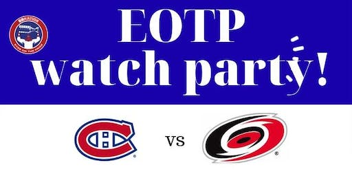Habs Eyes on the Prize Watch Party