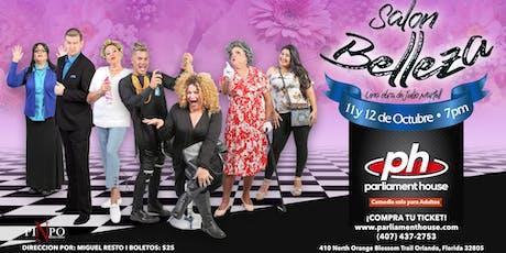 Salon de Belleza tickets