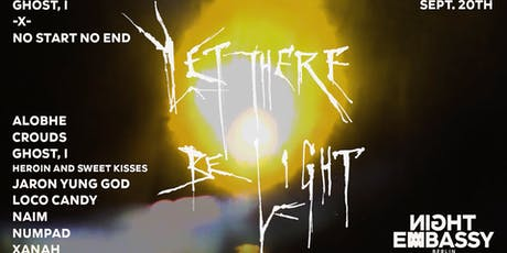 Ghost, I x No Start No End present: Black Hole/Let There Be Light tickets