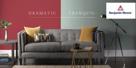 CEU - Colour Trends 2020 CEU and Product Info - By Benjamin Moore tickets