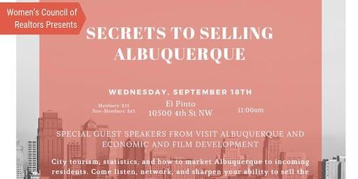 Selling Albuquerque