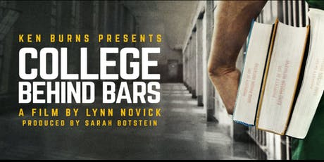 College Behind Bars: A Film Screening & Panel Discussion tickets