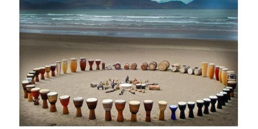 Full Moon Drumming