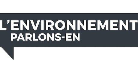Débat sur l'environnement avec les candidats fédéraux dans Brome-Missisquoi tickets