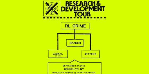 RL Grime - Research & Development Tour