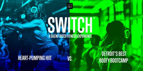 SWITCH™ - A Silent Disco Fitness Experience tickets