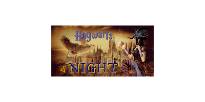 Hogwarts at Night (for Adults)