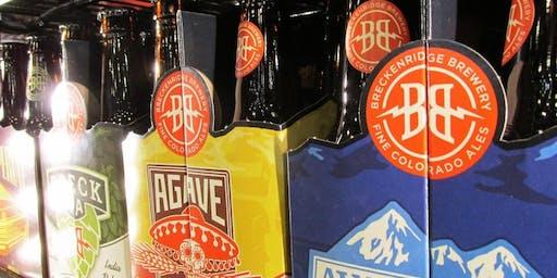 Breckenridge Brewery Beer Bust