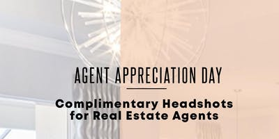 Complimentary Headshot for Realtors