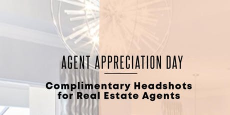Complimentary Headshot for Realtors tickets