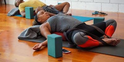 Stretch and Restore Yoga - 9/22/19